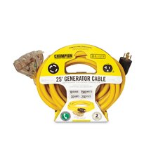 Generator Power Cord for 240 Volt Champion Power Equipment Generator