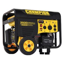 <strong>Champion Power Equipment</strong> 3,500 Watt Portable Generator with Remote Start