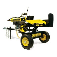 <strong>Champion Power Equipment</strong> 22 Ton 196cc Log Splitter