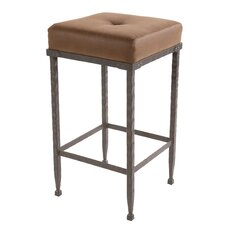 "Forest Hill 25"" Backless Counter Height Barstool"