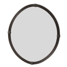 <strong>Stone County Ironworks</strong> Queensbury Small Wall Mirror