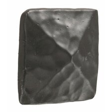 "<strong>Stone County Ironworks</strong> Forest Hill 10"" Square Knob"
