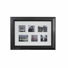 6 Opening Square Ribbon Collage Trip Picture Frame