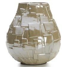 Opal Lustre Gourd Vase