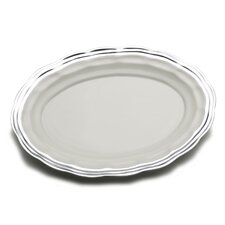 "Countryside 16.5"" Oval Platter"