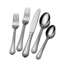 20 Piece Regent Bead Flatware Set