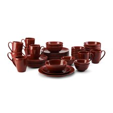 Gourmet Basics Tierra 40 Piece Dinnerware Set