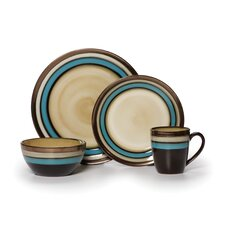 Gourmet Basics Spector 16 Piece Dinnerware Set