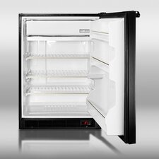 <strong>Summit Appliance</strong> 6.1 Cu. Ft. Refrigerator Freezer