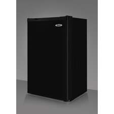 "<strong>Summit Appliance</strong> 34.25"" x 19.36"" Refrigerator Freezer in Black"