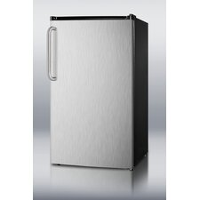 <strong>Summit Appliance</strong> Refrigerator Freezer in Black