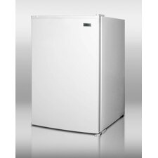 <strong>Summit Appliance</strong> Freezer with Open Shelves in White