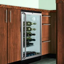 <strong>Summit Appliance</strong> Wine Cellar with Factory Installed Lock in Black