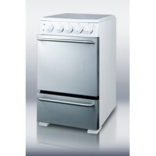 <strong>Summit Appliance</strong> Slide-in Look Electric Range