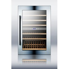59 Bottle Dual Zone Built-In Wine Refrigerator