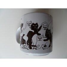 Animates Cat 11 oz. Mug