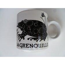 """Vintage French La Grenouille """"Frog"""" 11 oz. Mug"""