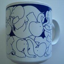Animates 11 oz. Nitetime Elephants Mug