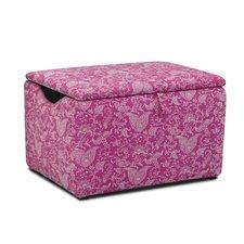 Paisley Toy Storage Box