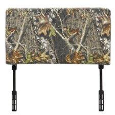 Mossy Oak Break-Up Twin Upholstered Headboard