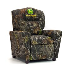 <strong>Kidz World</strong> John Deere Kid's Recliner