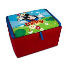<strong>Kidz World</strong> Disney Mickey Mouse Clubhouse Toy Box