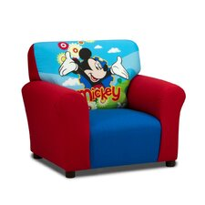 <strong>Kidz World</strong> Disney Kids Mickey Mouse Clubhouse Club Chair