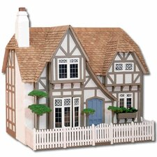 <strong>Greenleaf Dollhouses</strong> Glencroft Dollhouse