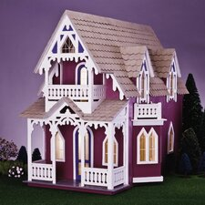 <strong>Greenleaf Dollhouses</strong> Vineyard Cottage Dollhouse