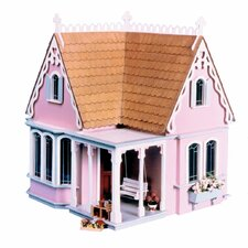 <strong>Greenleaf Dollhouses</strong> Coventry Cottage Dollhouse