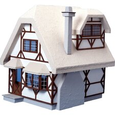 <strong>Greenleaf Dollhouses</strong> Aster Cottage Dollhouse