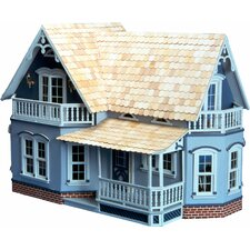 <strong>Greenleaf Dollhouses</strong> Magnolia Dollhouse