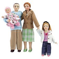 Family Doll Set