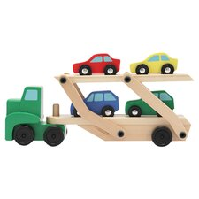 Carrier Truck Vehicle Set