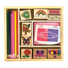 <strong>Melissa and Doug</strong> Friendship Stamp Set