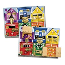 <strong>Melissa and Doug</strong> Latches Board