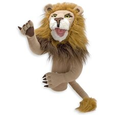 Rory the Lion Puppet