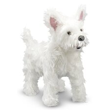 <strong>Melissa and Doug</strong> West Highland Terrier (Westie) - Plush