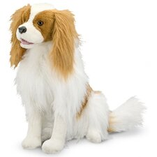 <strong>Melissa and Doug</strong> Cavalier King Charles Spaniel - Plush