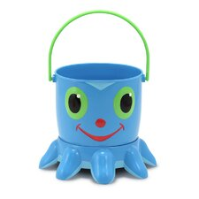 <strong>Melissa and Doug</strong> Flex Octopus Pail and Sifter