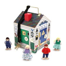<strong>Melissa and Doug</strong> Doorbell House