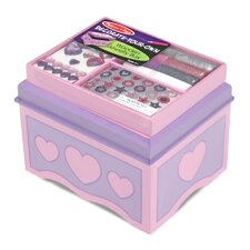 <strong>Melissa and Doug</strong> Jewelry Box DYO