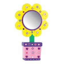 <strong>Melissa and Doug</strong> Flower Mirror DYO