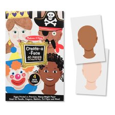 <strong>Melissa and Doug</strong> Create a Face Pad