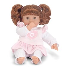 "<strong>Melissa and Doug</strong> Brianna 12"" Doll"