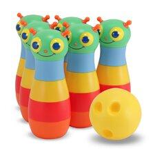 Happy Giddy 6 Piece Bowling Set