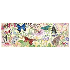 Butterfly Bliss 48 Piece Floor Puzzle Set