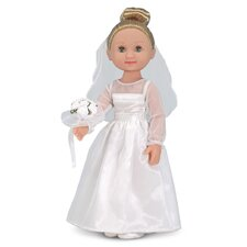 <strong>Melissa and Doug</strong> Lindsay Bride Doll