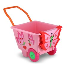 <strong>Melissa and Doug</strong> Bella Butterfly Cart