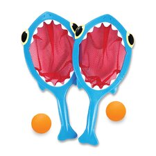 <strong>Melissa and Doug</strong> Spark Shark Toss and Catch Pool Game